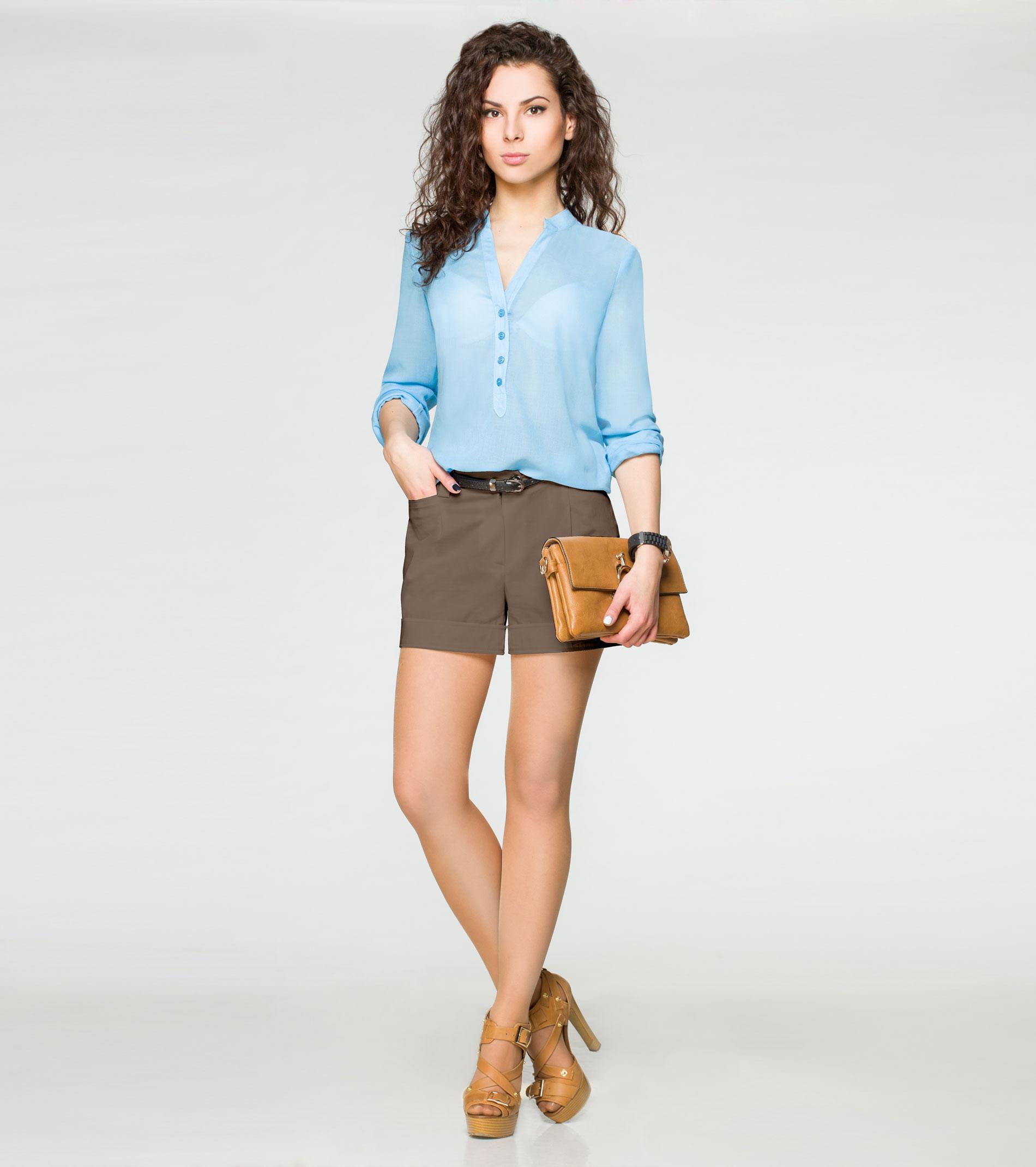 Одежда шорты женские