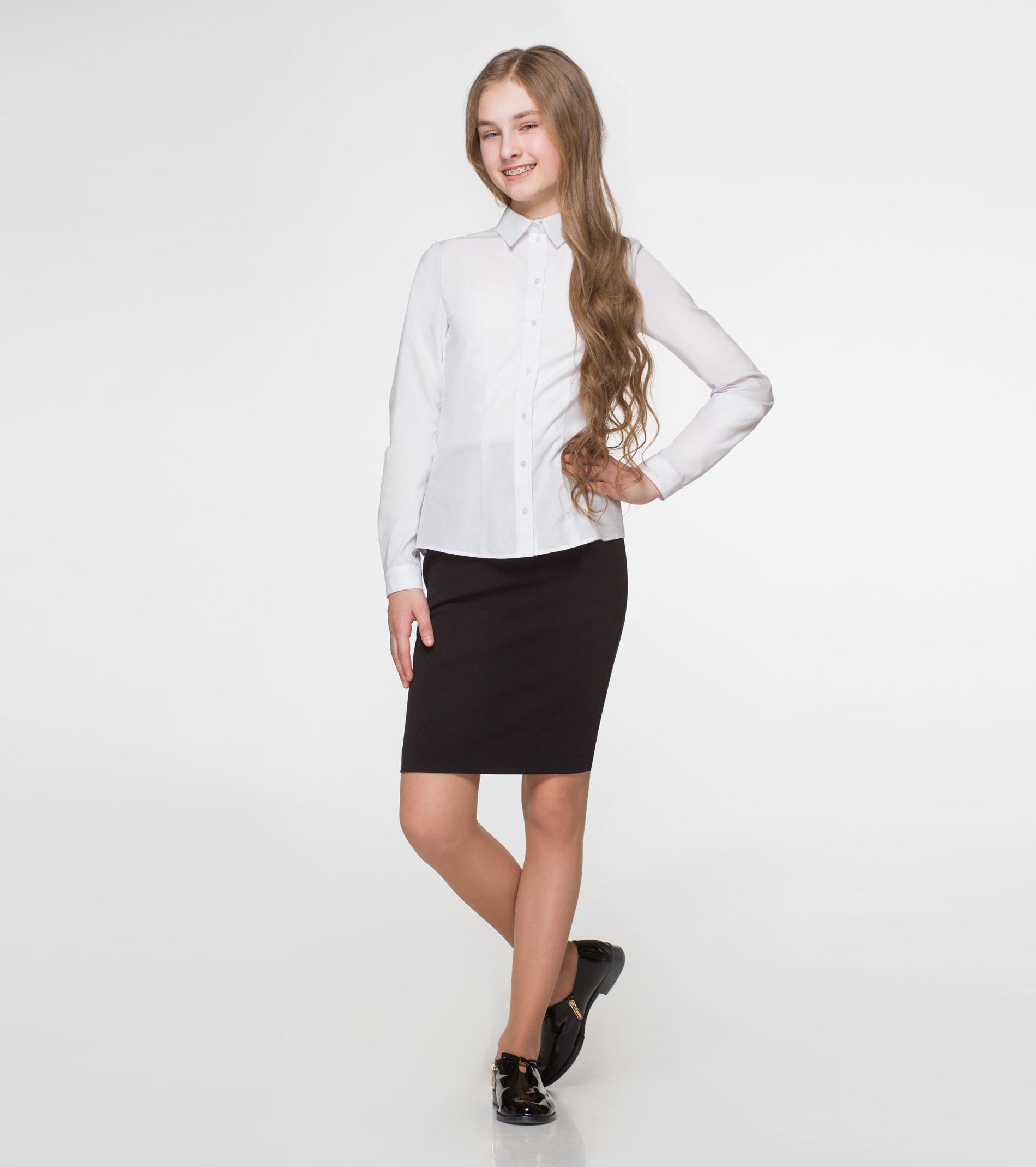 Блузки для девочек купить оптом