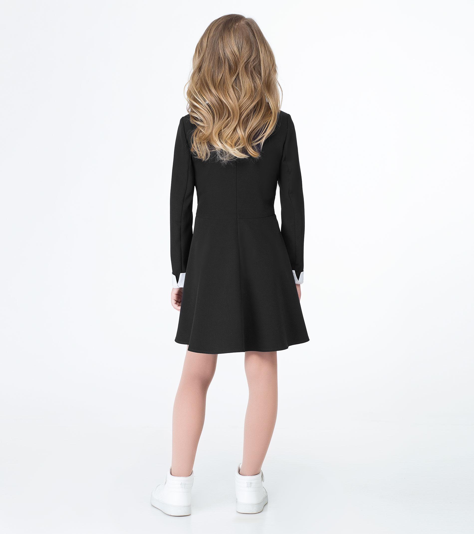 916f0e79b7a9 Платье для девочки 236080 оптом от производителя Panda Kids