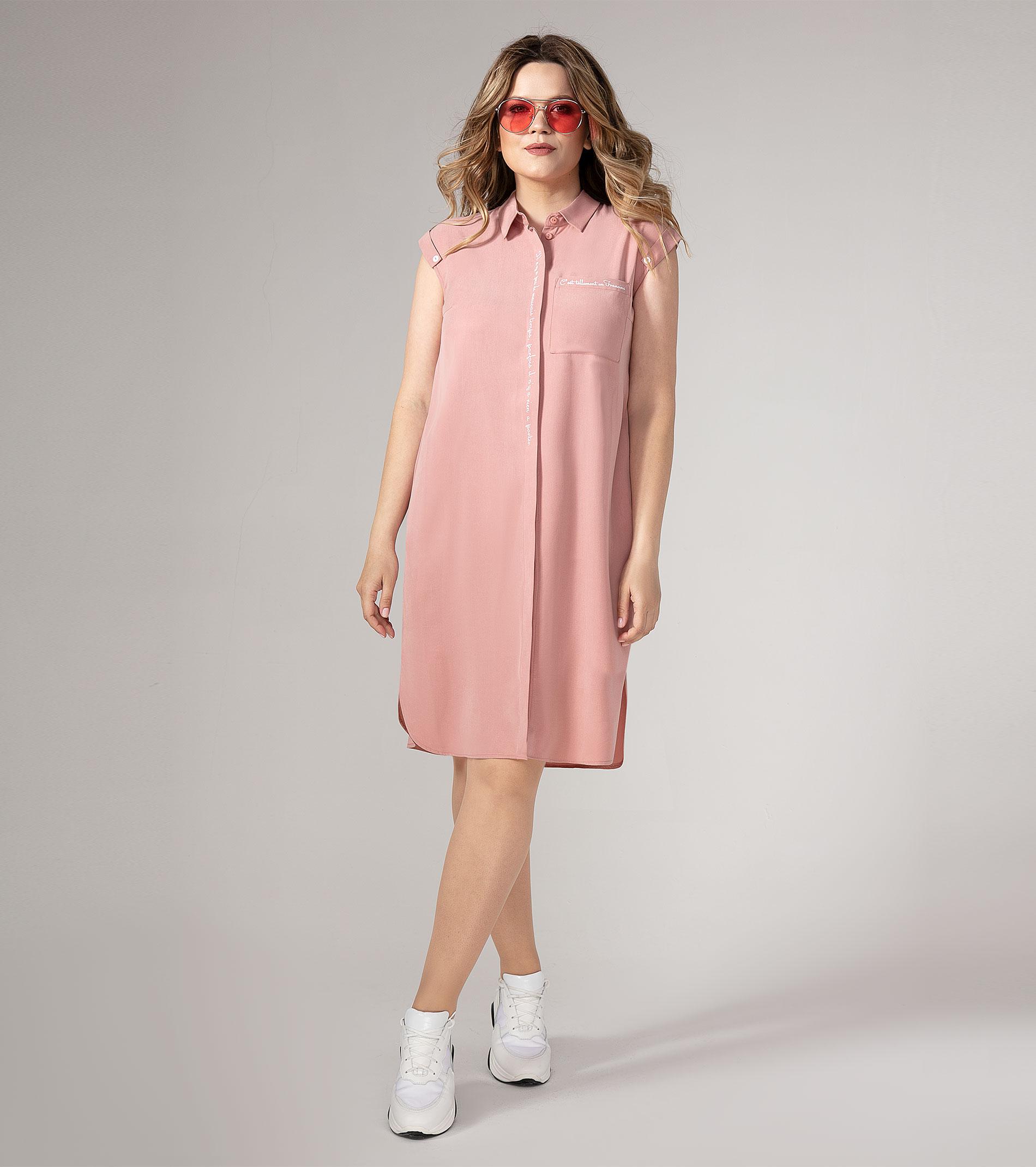 253cc39c1 Платье женское ПА 433083 оптом от производителя Panda
