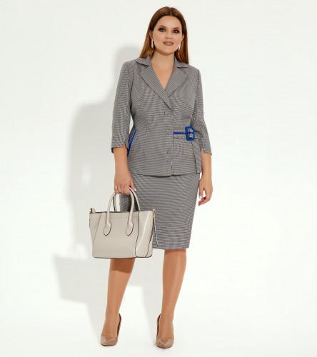 Женский костюм (жакет, юбка) ПА19310z