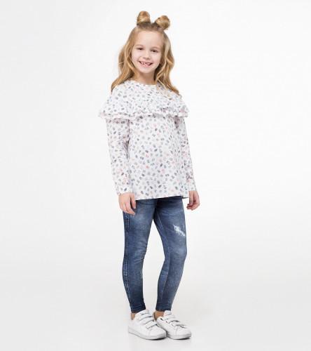 Блузка для девочки 228640