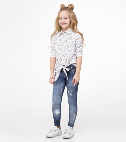 Блузка для девочки 228740