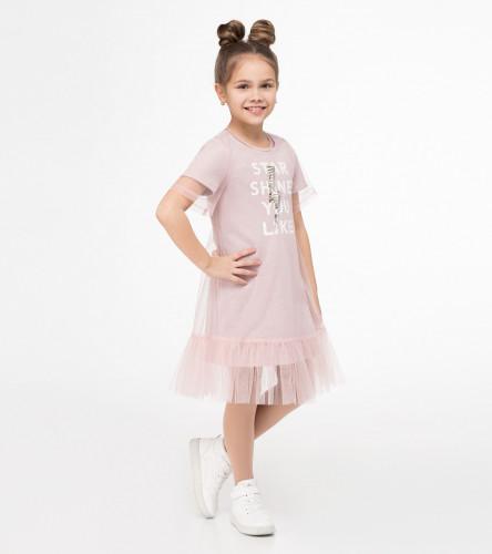 Комплект для девочки (платье, платье) 233990