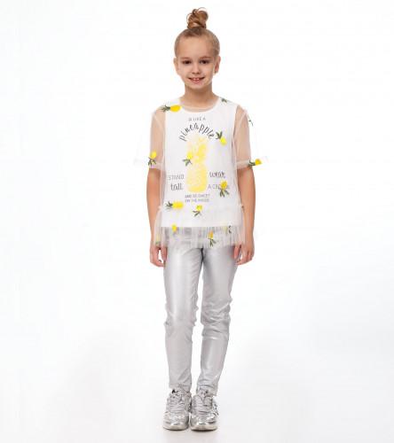 Комплект для девочки (блузка, топ) 242040