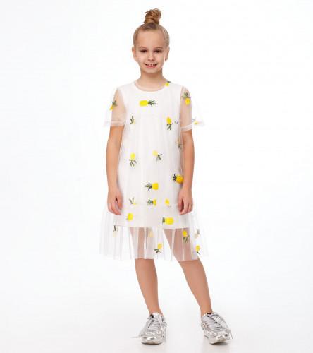 Комплект для девочки (платье, платье) 242390