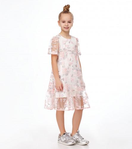 Комплект для девочки (платье, платье) 242490