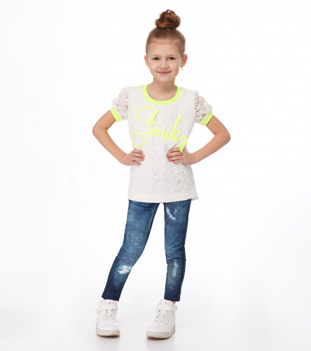Блузка для девочки 243240