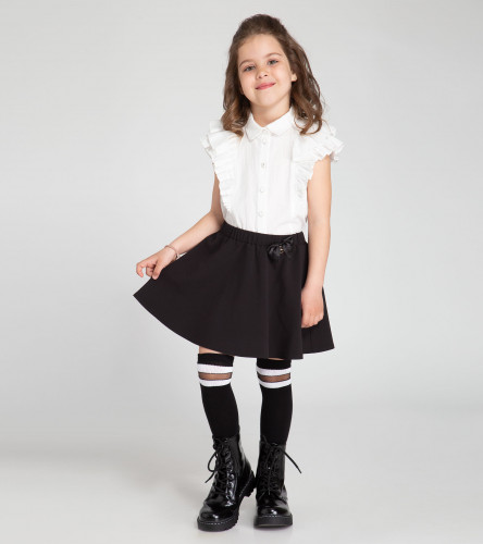 Блузка для девочки 256340