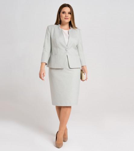 Женский костюм (жакет, юбка) 32513z