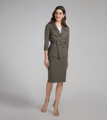 Женский костюм 2-х предметный ПА440610