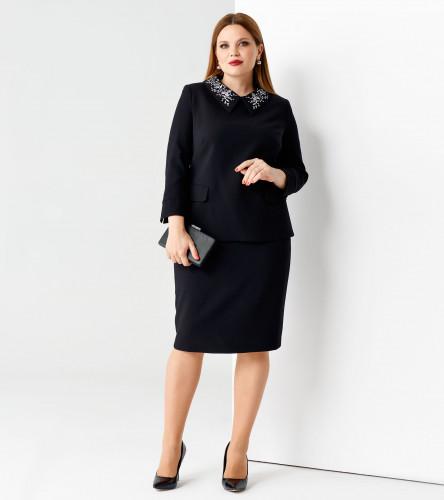 Женский костюм (жакет, юбка) ПА51310z