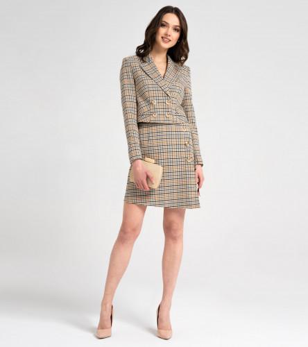 Женский костюм (жакет, юбка) ПА62410z